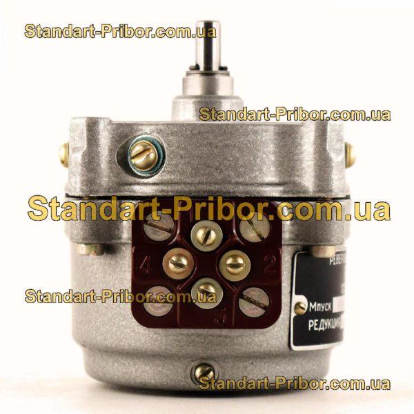 РД-09-ПА 30 1/39.06 двигатель реверсивный асинхронный, электродвигатель РД09 - фото 6