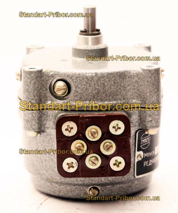 РД-09-ПА 4.4 1/268 двигатель реверсивный асинхронный, электродвигатель РД09 - изображение 2