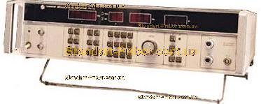 РГ4-09 генератор сигналов высокочастотный - фотография 1