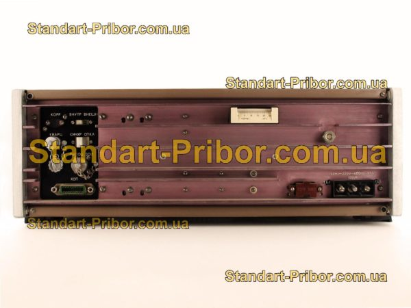 РГ4-17-01 генератор сигналов высокочастотный - фото 6