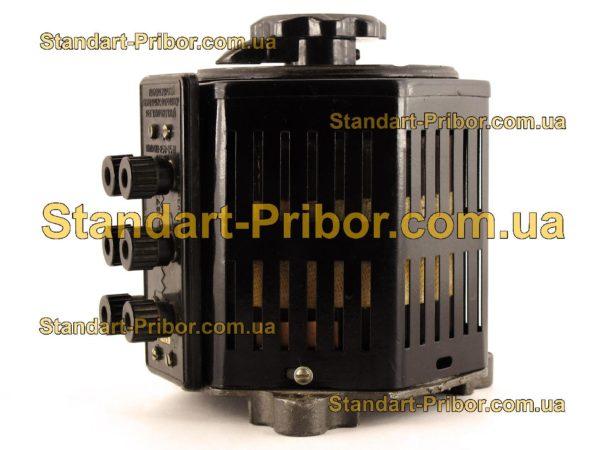 РНО-250-0.5М автотрансформатор - фото 3