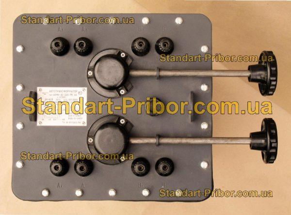 РНО-250-10 автотрансформатор - фото 3