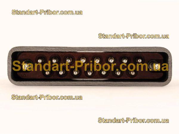 РП10-15ЛП вилка, розетка  - фото 3