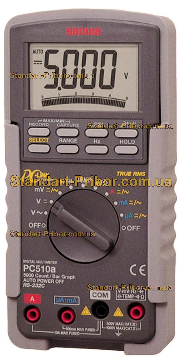 РС5000 (PC5000) тестер, прибор комбинированный - фотография 1