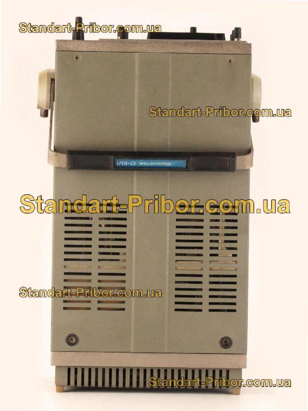 С1-117/1 осциллограф универсальный - фото 6