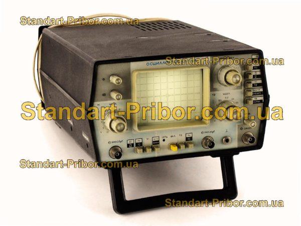 С1-118А осциллограф универсальный - изображение 2