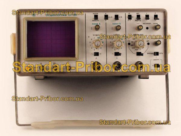 С1-125 осциллограф универсальный - изображение 2