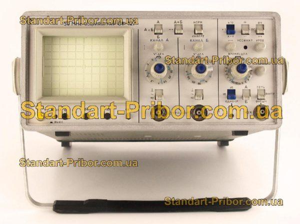 С1-127 осциллограф универсальный - изображение 2