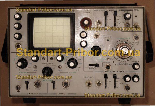 С1-64А осциллограф универсальный - изображение 2