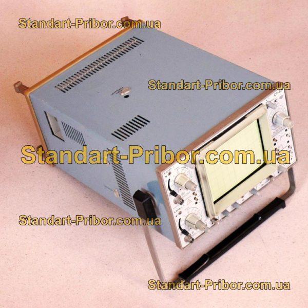 С1-83 осциллограф универсальный - фотография 4