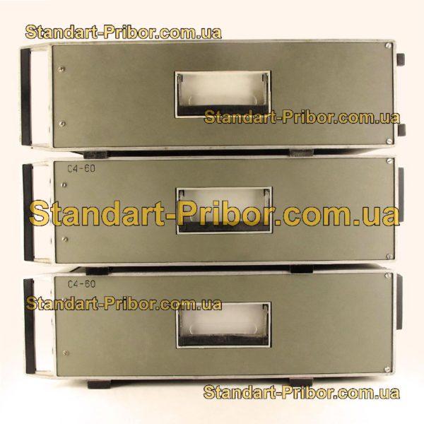 С4-60 анализатор спектра - фото 3