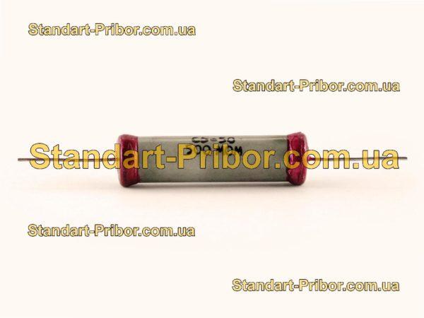 С5-50 500 МОм резистор микропроволочный - фото 3