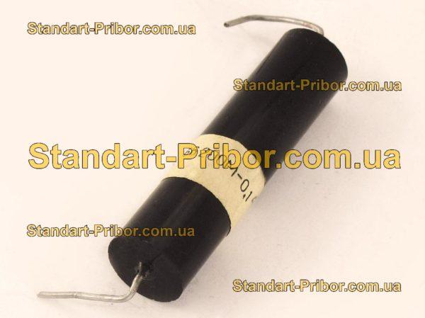 С5-66 200 МОм резистор микропроволочный - фотография 1