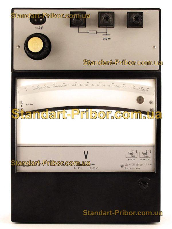 С5022 вольтметр, киловольтметр - изображение 5