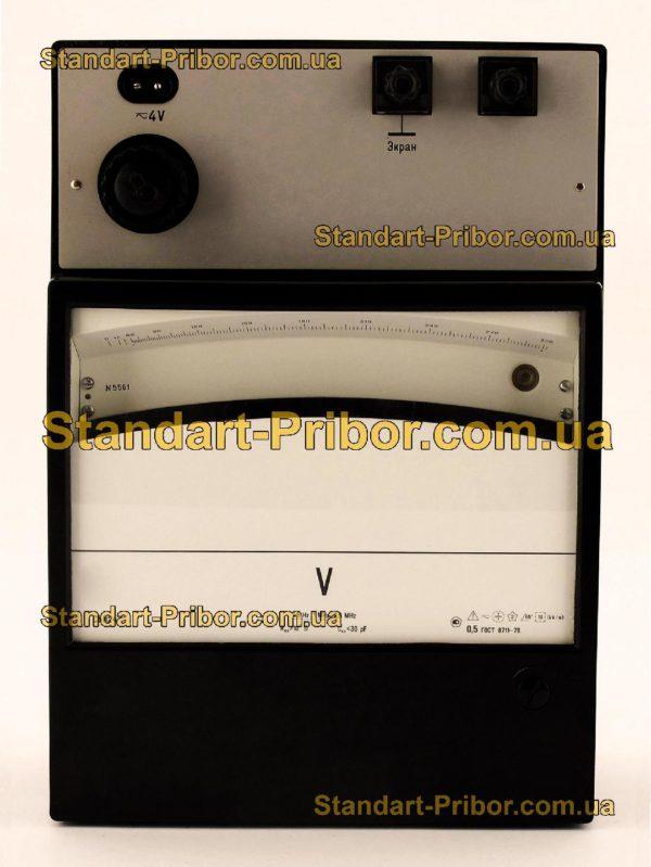 С5024 вольтметр, киловольтметр - изображение 2