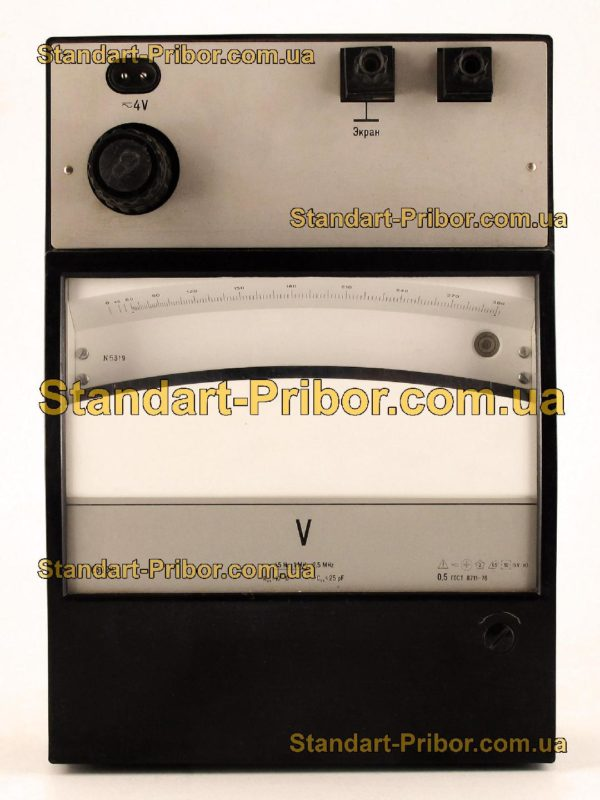 С5026 вольтметр, киловольтметр - изображение 2