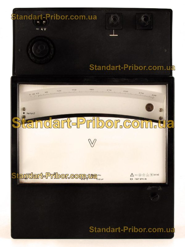 С506 вольтметр, киловольтметр - изображение 5