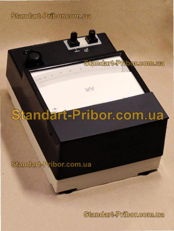 С511 вольтметр, киловольтметр - фотография 1