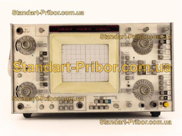 С8-18 осциллограф запоминающий - изображение 2
