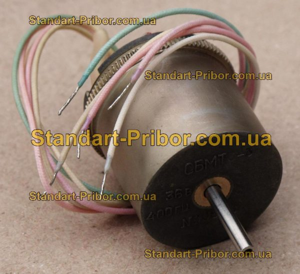 СБМТ3-3 кл.т. 2 сельсин бесконтактный - фотография 1