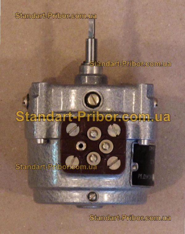 СД-54 10.94 1/137 двигатель конденсаторный синхронный - фото 3