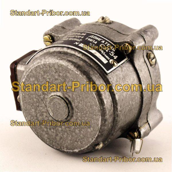 СД-54 19.59 1/76.56 двигатель конденсаторный синхронный - фотография 1