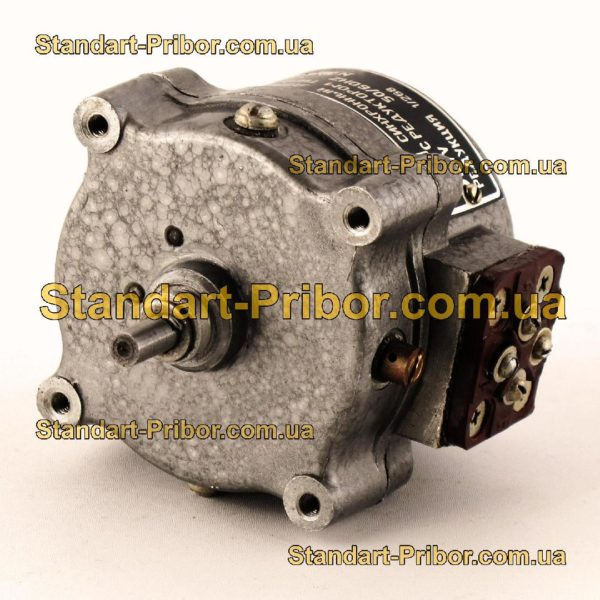 СД-54 19.59 1/76.56 двигатель конденсаторный синхронный - изображение 2