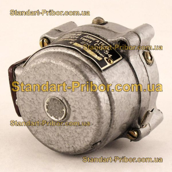 СД-54 2.24 1/670 двигатель конденсаторный синхронный - изображение 2