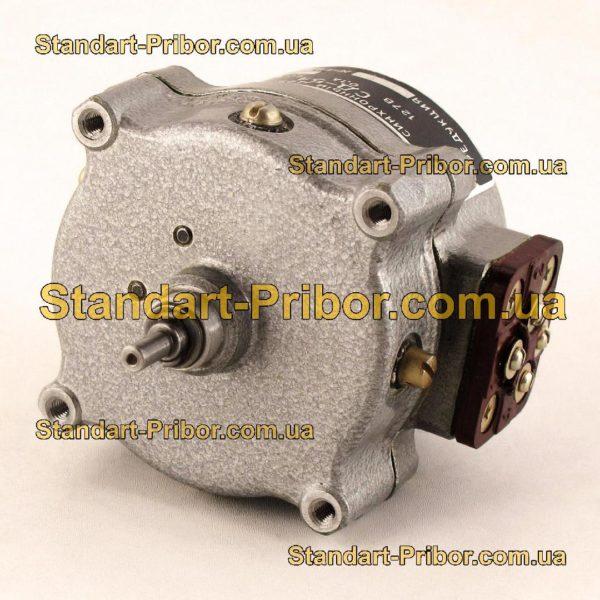 СД-54 24 1/62.5 двигатель конденсаторный синхронный - изображение 2