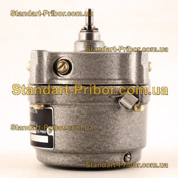 СД-54 24 1/62.5 двигатель конденсаторный синхронный - фото 6