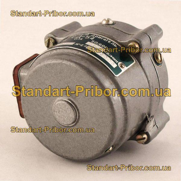 СД-54 60 1/25 двигатель конденсаторный синхронный - фотография 1