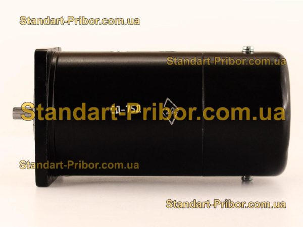 СД-75Д электродвигатель постоянного тока - фото 6