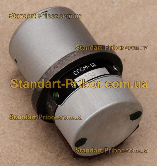 СГСМ-1А сельсин контактный - фотография 1