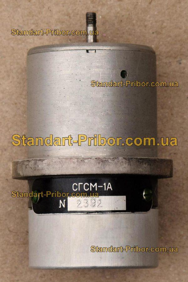 СГСМ-1А сельсин контактный - изображение 2