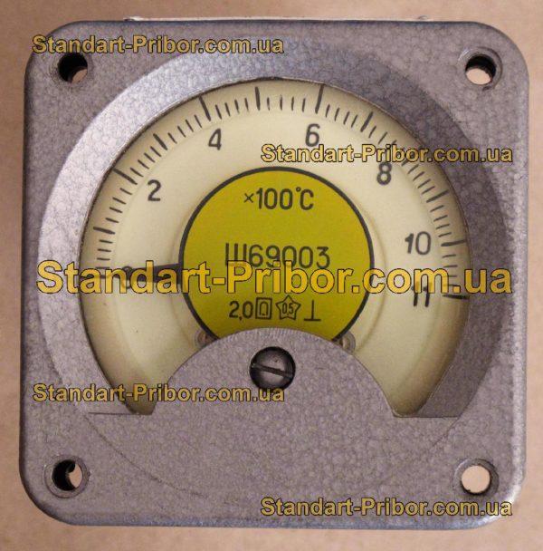 Ш69003 логометр - изображение 2