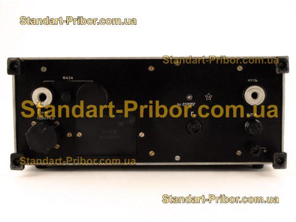 Щ41160 измеритель тока короткого замыкания - фотография 4
