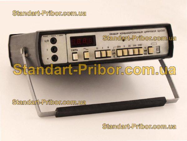 Щ4300 тестер, прибор комбинированный - фотография 1