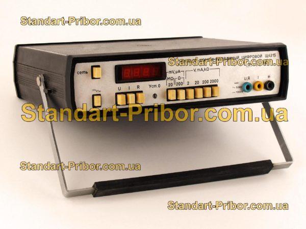 Щ4315 тестер, прибор комбинированный - фотография 1