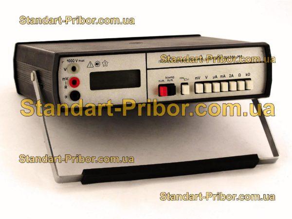 Щ4316 тестер, прибор комбинированный - фотография 1