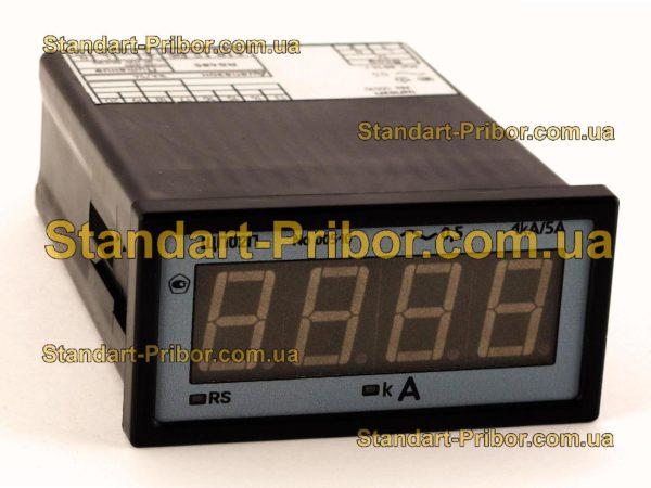 ЩП02П амперметр, вольтметр - фотография 1