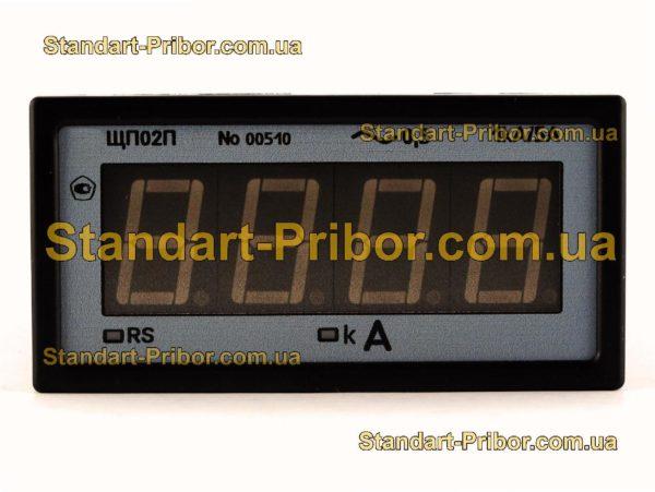 ЩП02П амперметр, вольтметр - фотография 4