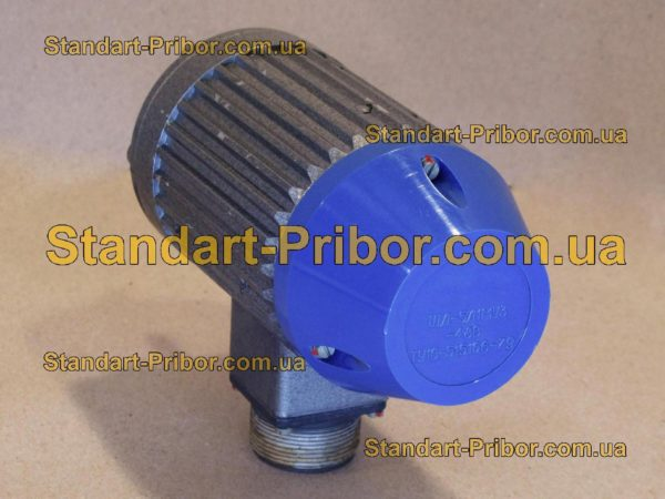 ШД-5Д1 МУЗ электродвигательшаговый - фотография 1