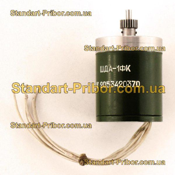 ШДА-1ФК электродвигатель шаговый - изображение 5