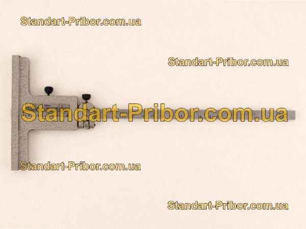 ШГ-200 штангенглубиномер нониусный - фотография 4