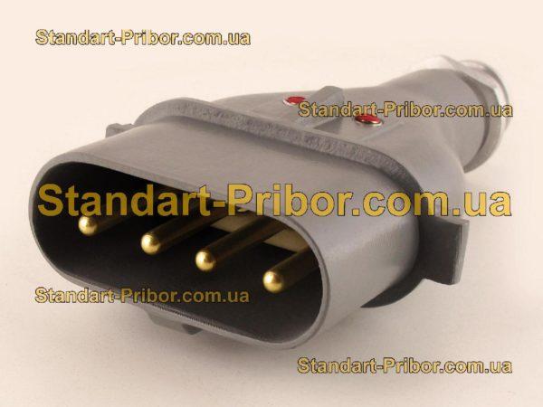 ШК-4х25-В вилка, розетка  - фотография 1