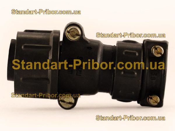 ШР20П2НШ6 розетка кабельная - фотография 4