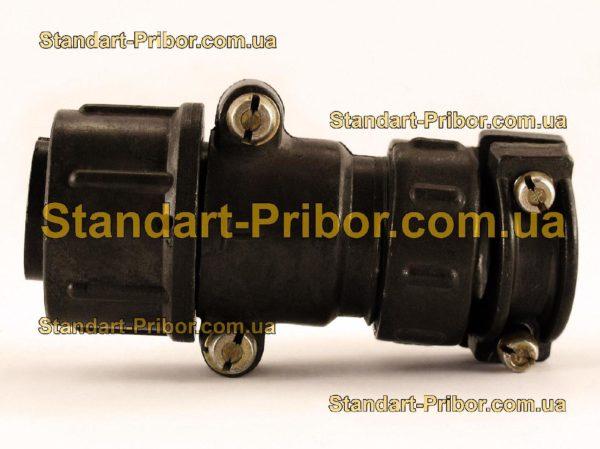 ШР20П3НГ7 вилка кабельная - фотография 4