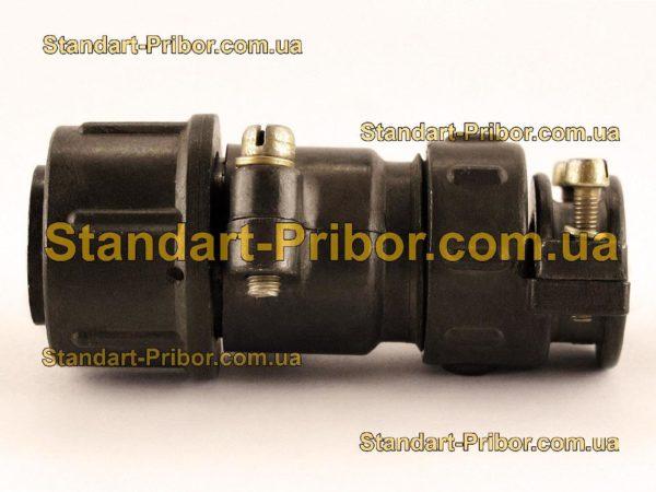 ШР20П3НГ7 вилка кабельная - фотография 7