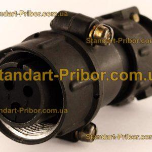 ШР20П3НШ7 розетка кабельная - фотография 1