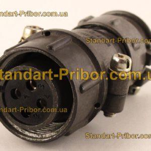 ШР20П4НШ8 розетка кабельная - фотография 1